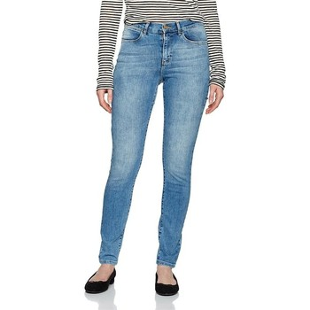 Abbigliamento Donna Jeans skynny Wrangler ® High Rise Skinny 27HX794O blue