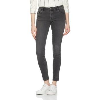 Abbigliamento Donna Jeans skynny Wrangler Skinny Ash W28KLX86O grey