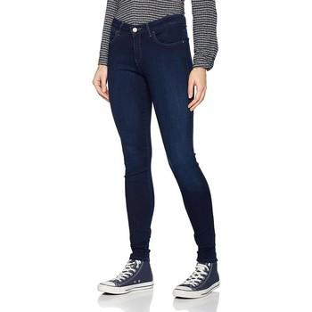 Abbigliamento Donna Jeans skynny Wrangler Super Skinny True Beauty W29JBV94Z granatowy