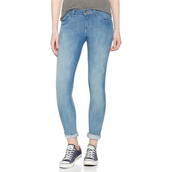 Abbigliamento Uomo Jeans skynny Wrangler Super Skinny W29JPV86B blue