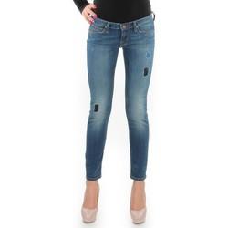 Abbigliamento Donna Jeans skynny Lee Lynn Skinny L357DNXA blue
