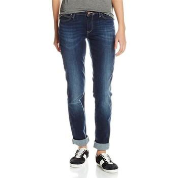 Abbigliamento Donna Jeans slim Lee ® Emlyn Night Porter 370GCIU blue