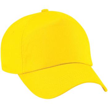 Accessori Cappellini Beechfield B10 Giallo