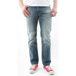 Abbigliamento Uomo Jeans dritti Lee Blake Worn Green L730DAUJ blue