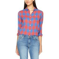 Abbigliamento Donna Camicie Lee Ultimate Shirt L47ISISG Multicolor