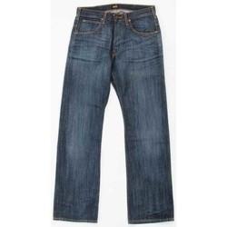 Abbigliamento Uomo Jeans dritti Lee JOEY 719CRSD blue
