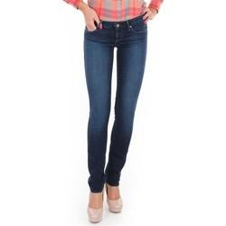 Abbigliamento Donna Jeans skynny Wrangler Jeansy  Skyline W26FX754R blue