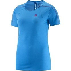 Abbigliamento Donna T-shirt maniche corte Salomon Minim Evac Tee W 371146 blue