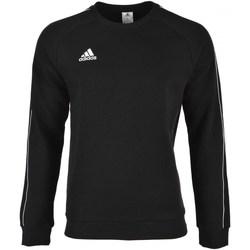 Abbigliamento Uomo Felpe adidas Originals Core 18 Sweat Top Nero