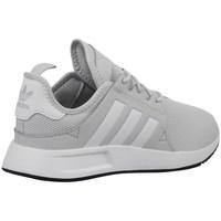Scarpe Unisex bambino Sneakers basse adidas Originals X Plr C Grigio