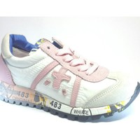 Scarpe Bambina Sneakers basse Premiata WILL BE  LUCY 0318 BIANCO