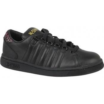 Scarpe Unisex bambino Sneakers basse K-Swiss Lozan III TT nero