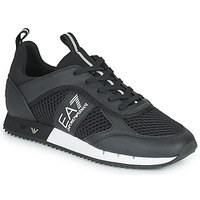 Scarpe Uomo Sneakers basse Emporio Armani EA7 LACES U Nero