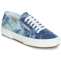 Scarpe Sneakers basse Superga 2750 TIE DYE DENIM Blu