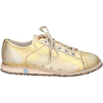 Scarpe Donna Sneakers basse Moma BT46 Oro