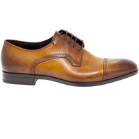 Scarpe Uomo Derby Fabi Stringata  FIRENZE in pelle marrone