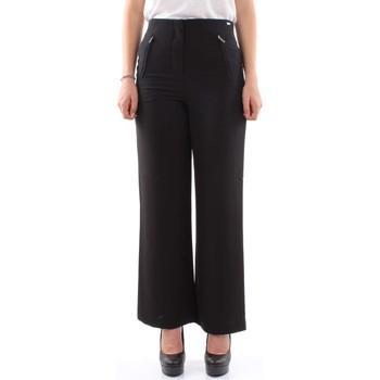 Abbigliamento Donna Pantaloni morbidi / Pantaloni alla zuava Armani Exchange 3ZYP24-YN34Z-PANTALONE 1200-nero