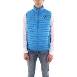 Abbigliamento Uomo Giubbotti Ciesse Piumini 181cfmv20128-n021d0-melvin-light-down 3149xp-sky-blu
