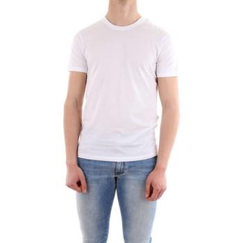 Abbigliamento Uomo T-shirt maniche corte EAX 8nzt74-zja5z-t-shirt 1100-white