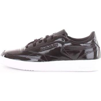 Scarpe Donna Sneakers basse Reebok Sport BS9777-CLUB-C-85-PATENT Black-white