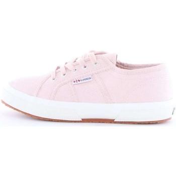 Scarpe Unisex bambino Sneakers basse Superga s0003c0-2750-jcot-classic Basse Bambino W6y-rosa W6y-rosa