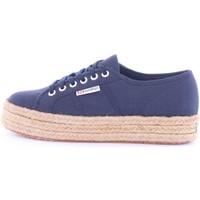 Scarpe Donna Sneakers basse Superga s00cf20-2730-cotropew Basse Donna 933-blu-navy 933-blu-navy