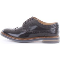Scarpe Uomo Derby Base London sc02012-turner-hi-shine 012-nero