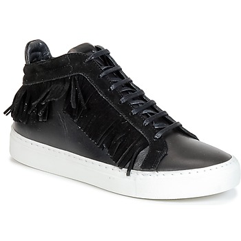 Scarpe Donna Sneakers alte Paul & Joe PAULA Nero