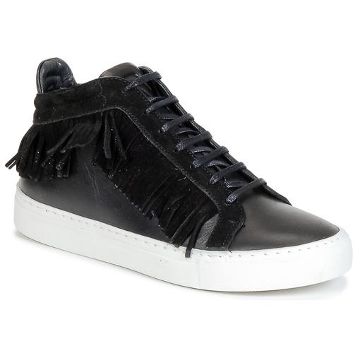Scarpe Donna Sneakers alte Paul & Joe PAULA Nero