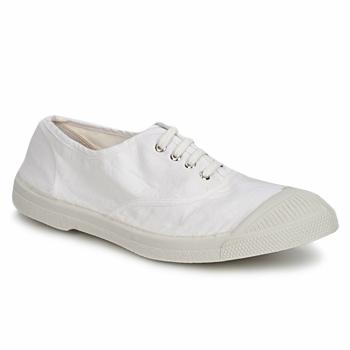 Scarpe Donna Sneakers basse Bensimon TENNIS LACET Bianco