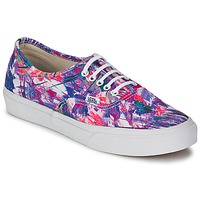 Scarpe Donna Sneakers basse Vans AUTHENTIC SLIM Viola
