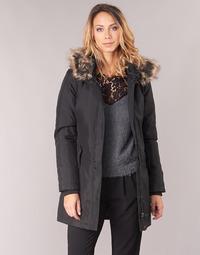 Abbigliamento Donna Parka Only ONLKATY Nero