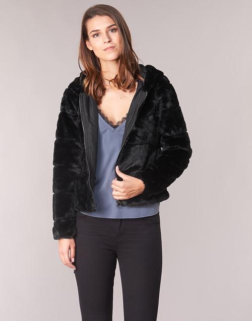 Abbigliamento Donna Giubbotti Only ONLCHRIS Nero