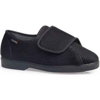 Scarpe Donna Sneakers basse Calzamedi SCARPE  DOMESTICO NEGRO