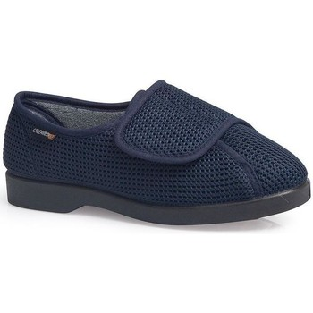 Scarpe Donna Sneakers basse Calzamedi COMODE PER LA CASA 3074 AZUL