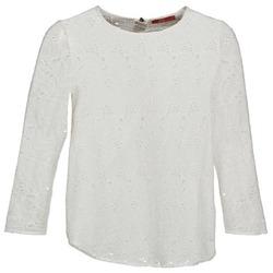 Abbigliamento Donna T-shirts a maniche lunghe Esprit VASTAN Bianco