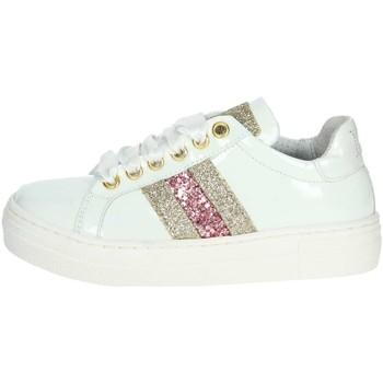 Scarpe Unisex bambino Sneakers basse Le Petit Bijou 6314 BIANCO
