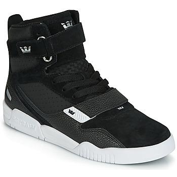 Scarpe Sneakers alte Supra BREAKER Nero d07a1f3109b
