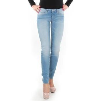 Abbigliamento Donna Jeans skynny Wrangler Caitlin Blue Baloo W24CH145X blue