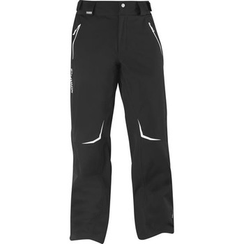 Abbigliamento Uomo Pantaloni Salomon S-LINE PANT M BLACK 120632 black
