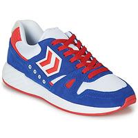 Scarpe Sneakers basse Hummel LEGEND MARATHONA Blu / Rosso / Bianco