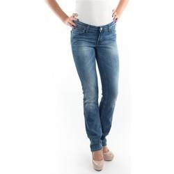 Abbigliamento Donna Jeans slim Lee Marlin Slim Straight L337OBDJ blue