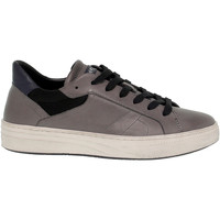 Scarpe Uomo Sneakers basse Crime London Sneakers  in pelle grigio