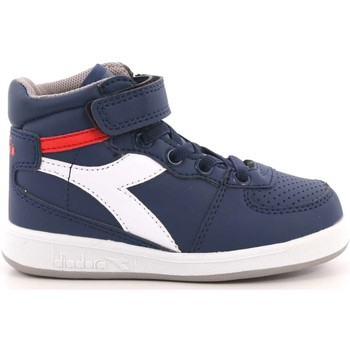 Scarpe Bambino Sneakers alte Diadora 2 - 101.173761 Blu/bianco