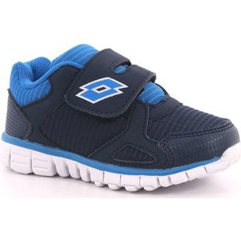 Scarpe Bambino Sneakers basse Lotto 69 - T6756 Blu