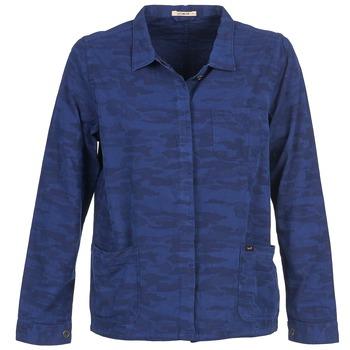 Abbigliamento Donna Giacche / Blazer Lee CAMO Blu