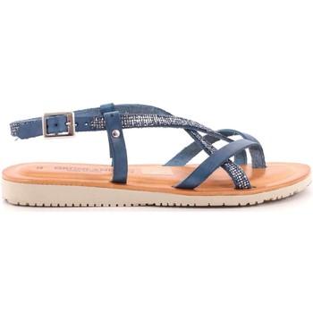 Scarpe Donna Sandali Grunland 203 - SA1737 Jeans