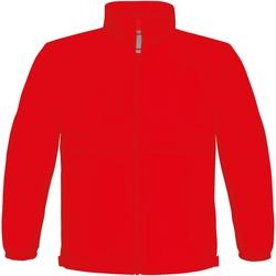 Abbigliamento Unisex bambino Felpe in pile B And C Sirocco Rosso