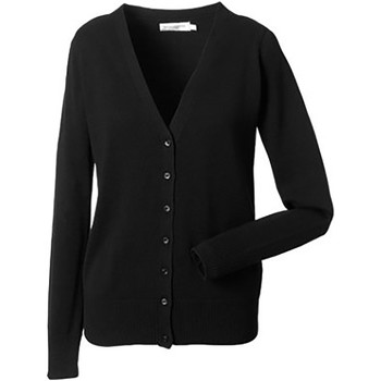 Abbigliamento Donna Gilet / Cardigan Russell 715F Nero