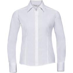 Abbigliamento Donna Camicie Russell 924F Bianco